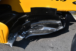 Renault Sport F1 Team RS17 barge board detail