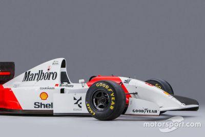 Asta McLaren Ayrton Senna 1993