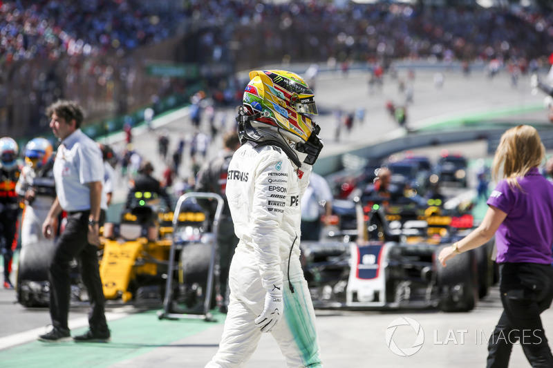 19º GP de Brasil 2017: Lewis Hamilton (4º)