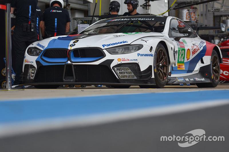 #82 BMW Team MTEK BMW M8 GTE: Антоніу Фелікс да Кошта, Алекс Сімс