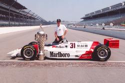 1. Al Unser Jr., Team Penske