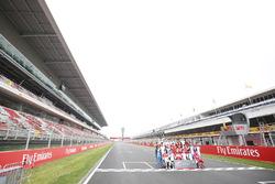 Le plateau 2018 de GP3