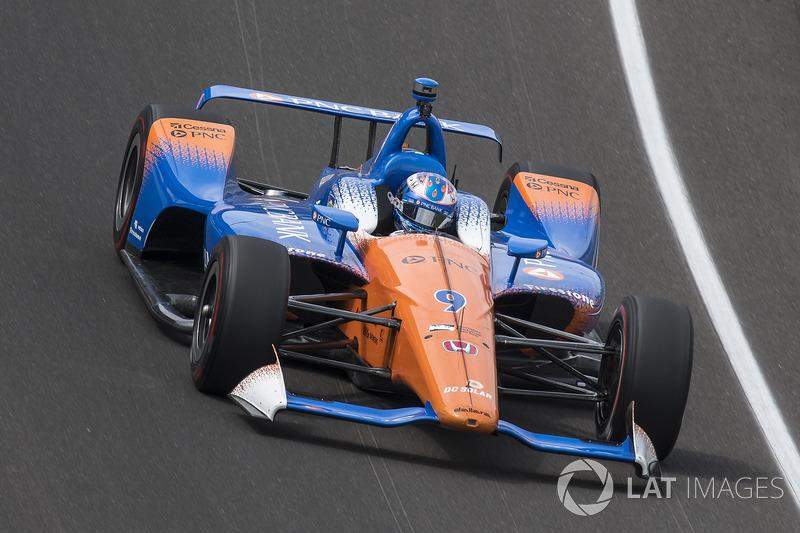 3. Scott Dixon, Chip Ganassi Racing, Honda