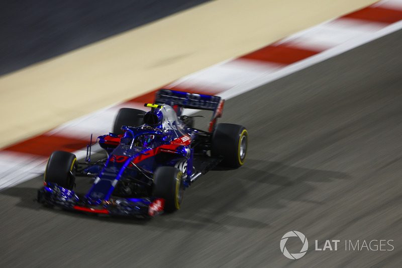 GP de Bahrein: Pierre Gasly (4º en carrera)