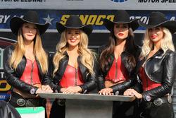 Texas Motor Speedway girls