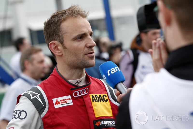 Jamie Green, Audi Sport Team Rosberg