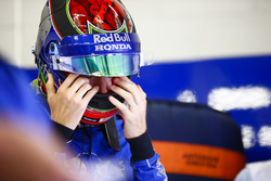 Брендон Хартли, Scuderia Toro Rosso