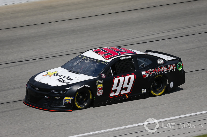Kyle Weatherman, StarCom Racing, Chevrolet Camaro