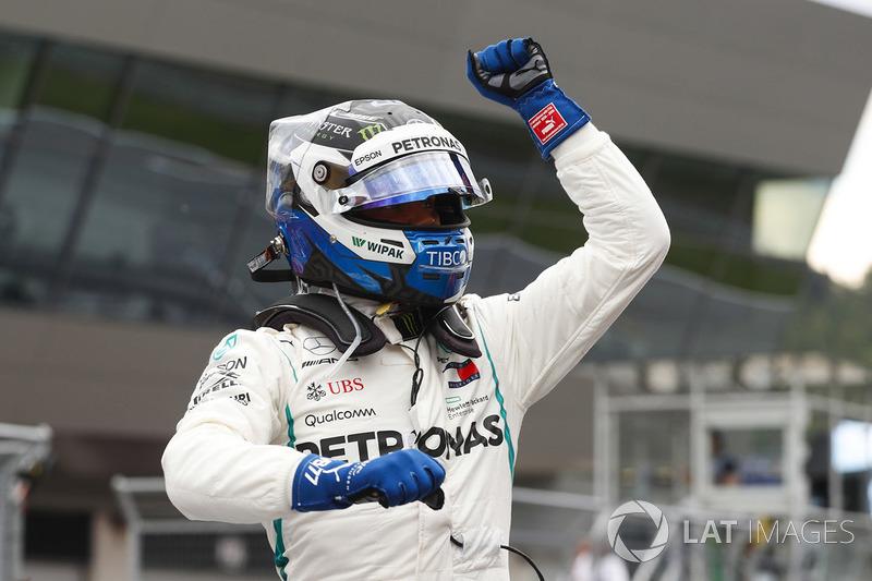 Peraih pole, Valtteri Bottas, Mercedes AMG F1