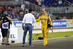 Kyle Busch and Fredrik Johnsson, RoC