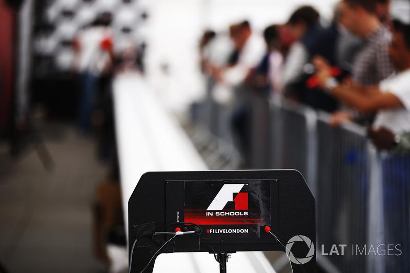 Надпис F1