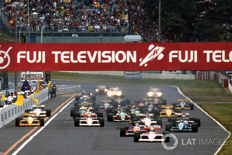 1988: Williams FW12