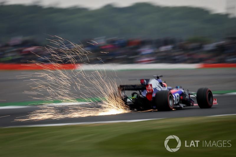 15e Daniil Kvyat, Scuderia Toro Rosso