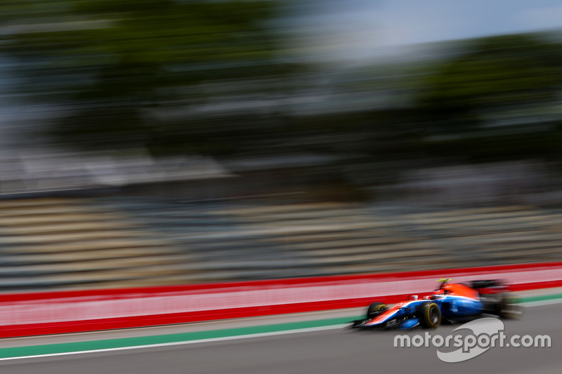 22. Esteban Ocon, Manor Racing