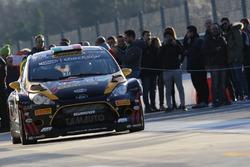 Алессандро Боска и Роберто Ареска, Ford Fiesta RS WRC