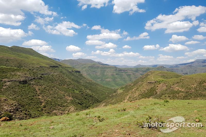 Vista de Roof of Africa