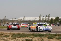 Alan Ruggiero, Laboritto Jrs Torino, Jose Manuel Urcera, Las Toscas Racing Chevrolet, Lionel Ugalde,
