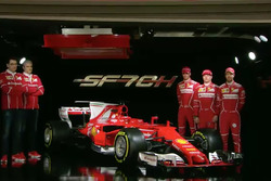 The Ferrari SF70-H