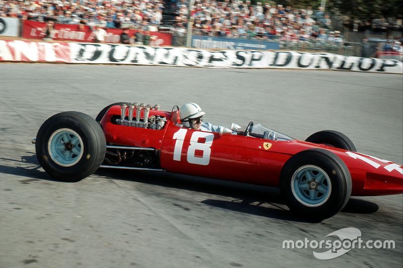 1964-1965: Ferrari 1512