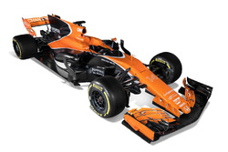 De McLaren MCL32