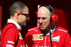 Jock Clear, Director de Ingeniería de Ferrari