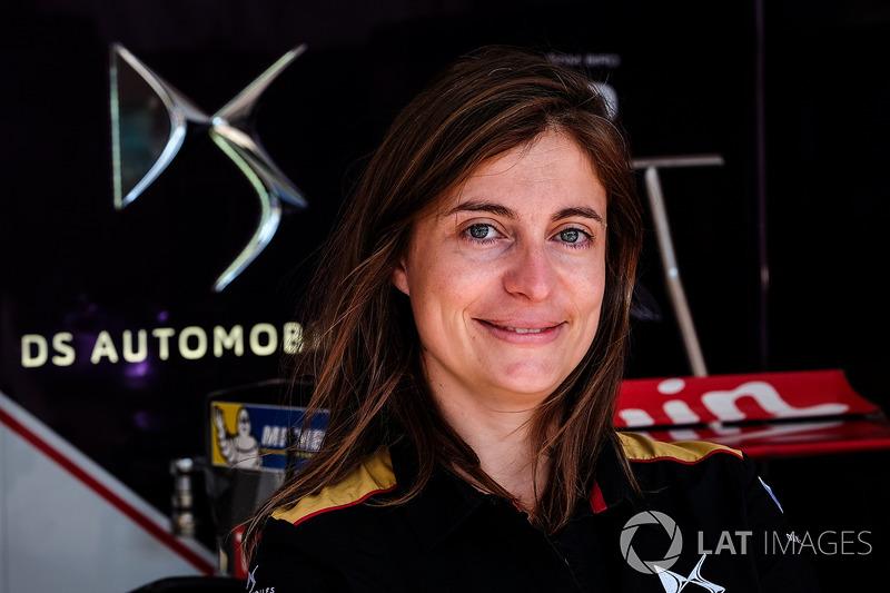 Claire Magnant, DS Virgin Gerente de programa de carreras