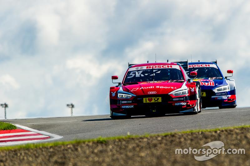 Нико Мюллер, Audi RS5 DTM