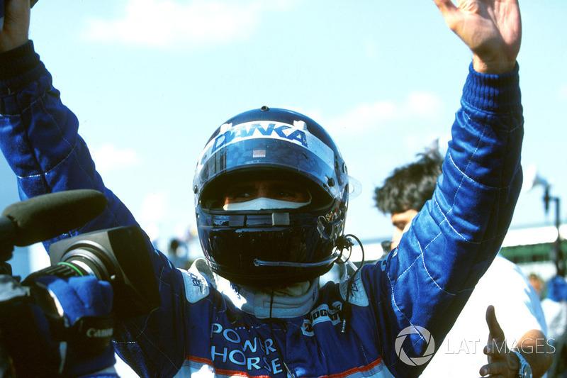Segundo lugar Damon Hill, Arrows