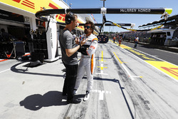 Фернандо Алонсо, McLaren,