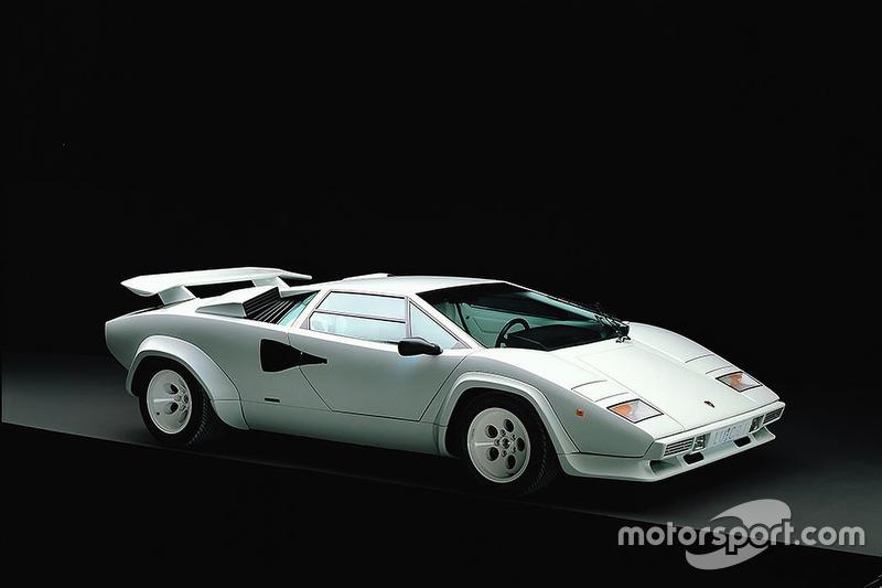 1985 Lamborghini Countach LP 5000 S QV