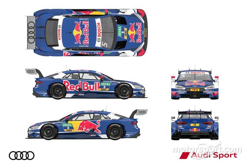 Маттіас Екстрьом, Audi Sport Team Abt Sportsline, Audi RS 5 DTM