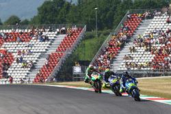 Sylvain Guintoli, Suzuki Ecstar, Valentino Rossi, Yamaha Factory Racing