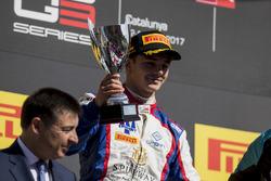 Podium: second place Dorian Boccolacci, Trident