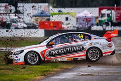 Tim Slade, Brad Jones Racing Holden runs out