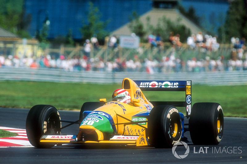 1991: afscheid van de Formule 1