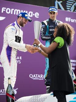 José María López, DS Virgin Racing y Sébastien Buemi, Renault e.Dams