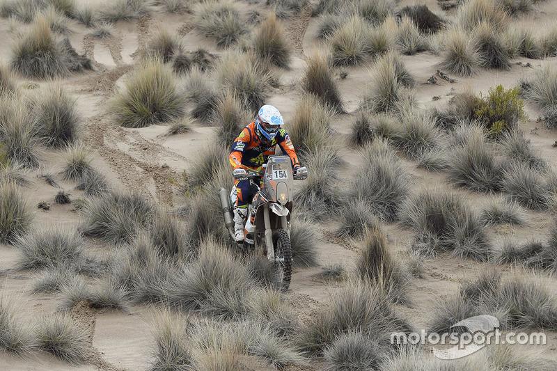 #154 KTM: Gregory Morat