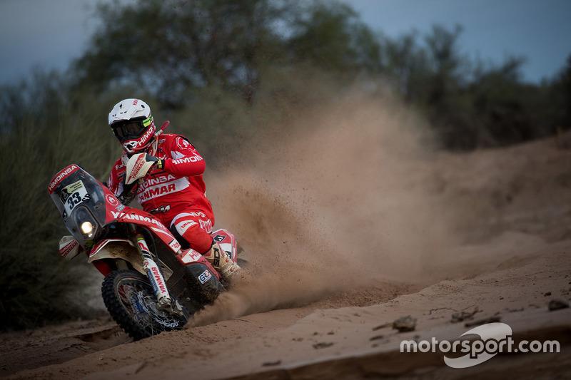 #33 Himoinsa Racing Team KTM: Antonio Gimeno