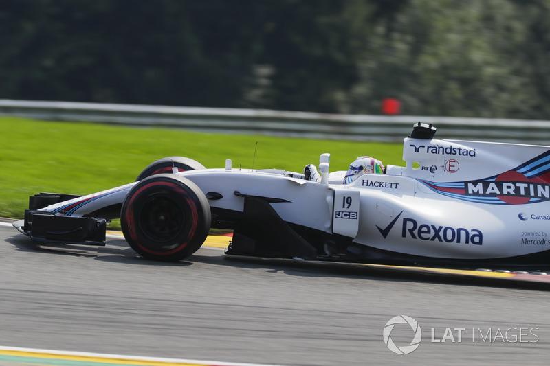 Já Massa subiu para oitavo, que foi a posição em que completou a prova.