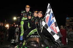 Winning car of Scott Sharp, Ryan Dalziel, Brendon Hartley, Tequila Patrón ESM