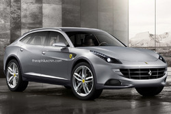 SUV da Ferrari