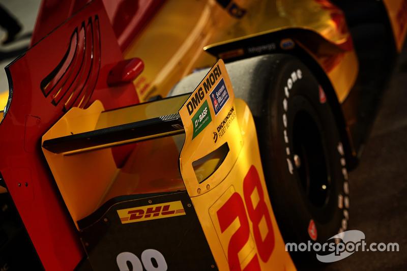 Ryan Hunter-Reay, Andretti Autosport Honda ala