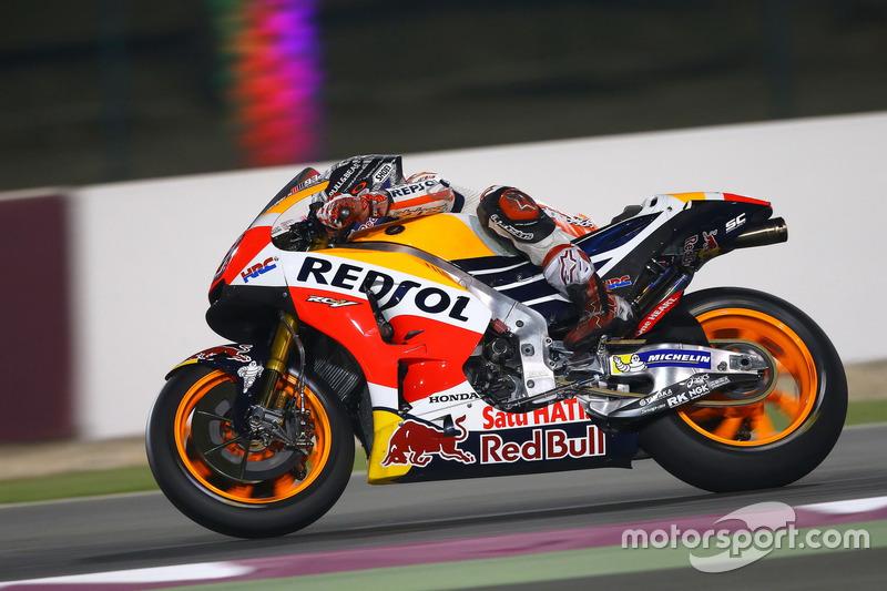 10. Marc Marquez, Repsol Honda Team, +0,660