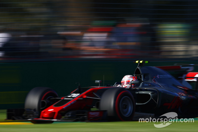 Kevin Magnussen, Haas F1 Team, VF-17