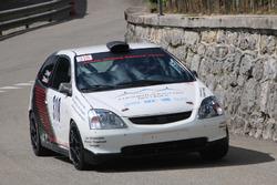 Sergio Pinto, Honda Civic Type R, Chablais Racing Team