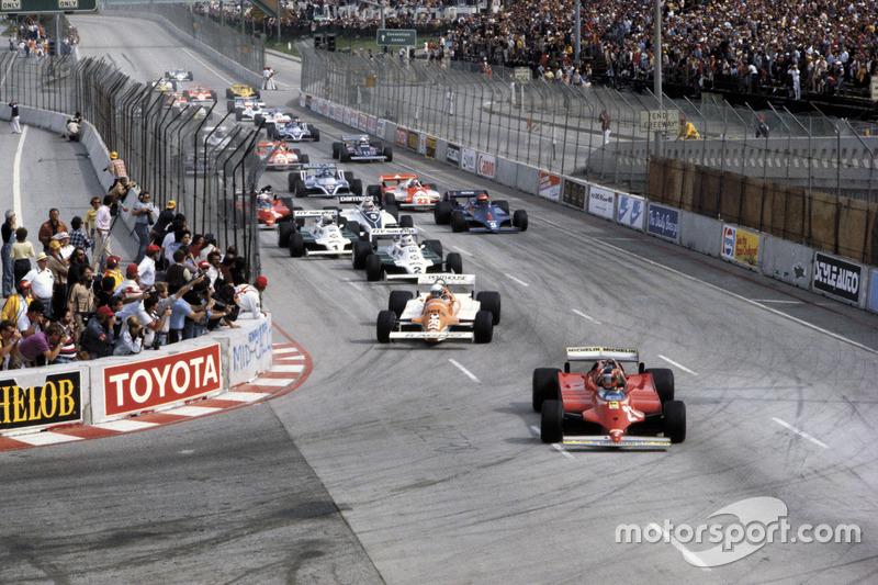 1981: Гран При США, Ferrari 126CK
