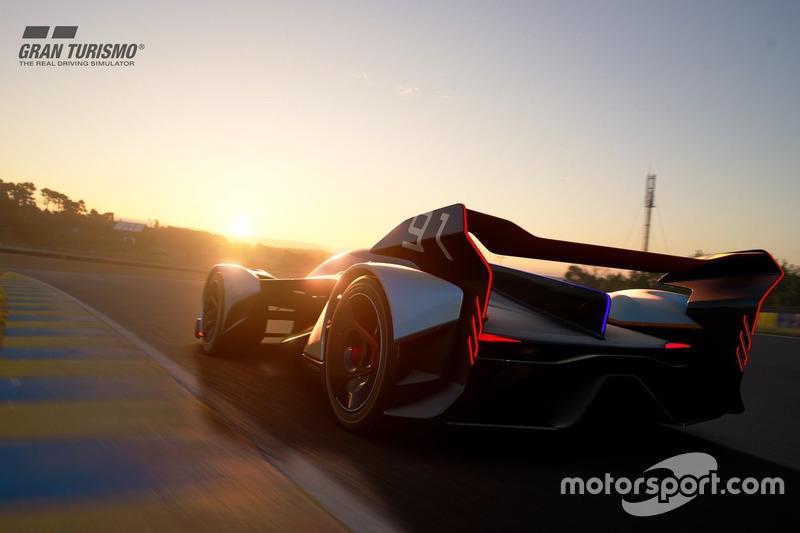 McLaren Ultimate Vision Gran Turismo (september 2017)