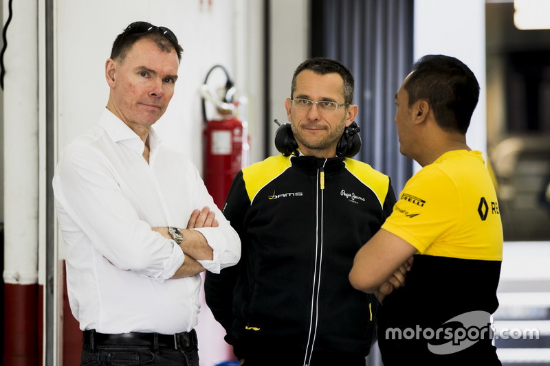 Alan Permane, Renault F1 Team