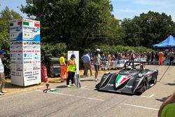 Giovanni Loffredo, Vesuvio, Osella Pa 21s Honda