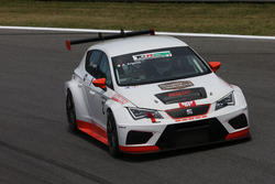 Andrea Argenti, South Italy RT, Seat Leon TCR-TCR